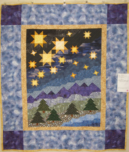 Mountain Quilts & 7 Fantastic Facts About Folk Art Quilts With ... : mountain quilts - Adamdwight.com